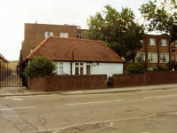 Willow Lane, Caretaker's house, SGB, Mitcham