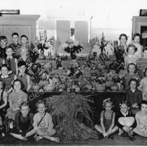Burncross Infant School Class 1954
