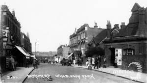 Arthur Road, Wimbledon