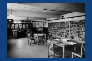 Morden Park Library, Lower Morden Lane.