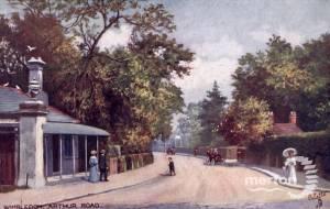 Arthur Road, Wimbledon Park