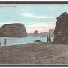 Postcards: Marsden Bay, Marsden Rock and The Grotto