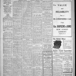 The Ledbury Reporter - February 1940