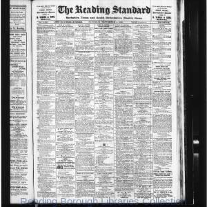 Reading Standard Etc 09-1920