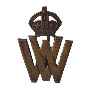 Volunteer War Workers Badge