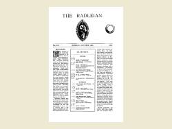 The Radleian 1931 - No. 518 October