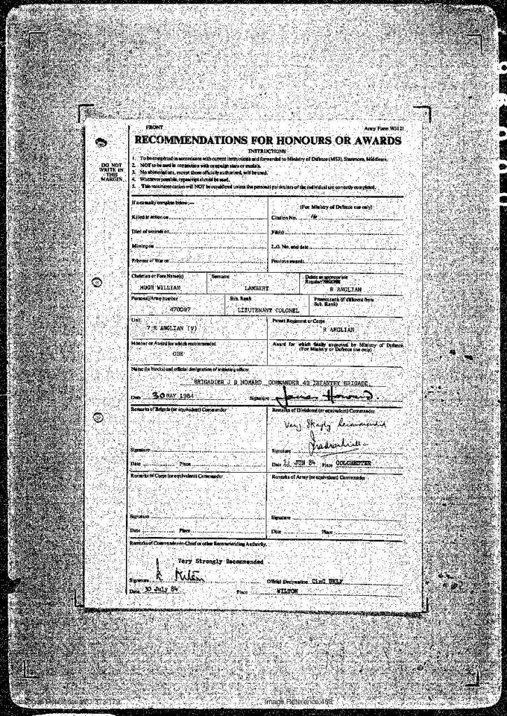 301 Lambert OBE citation 31 Dec 84-1.jpg