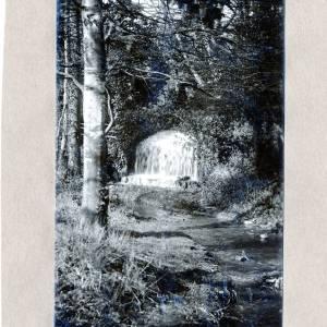 Fownhope, the Cascade waterfall