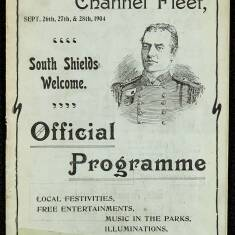 Visit of the Channel Fleet - Official Programme