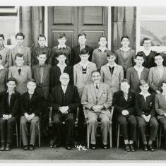 Class at Clegwell School, Hebburn