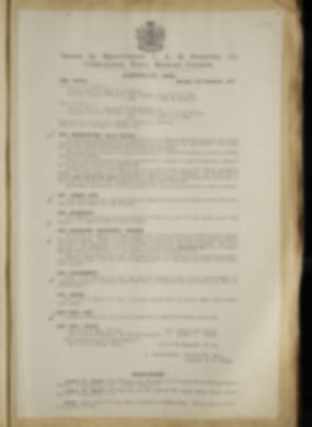 Routine Orders - June 1918 - April 1919 - Page 193