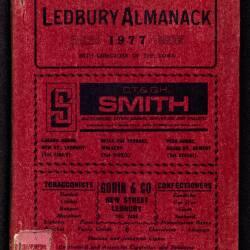 Tilley's Ledbury Almanack 1977