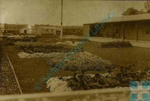 Litherland Army Camp