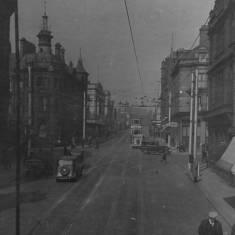 Junction of Fowler Street, Mile End Road, King Street and Ocean Road
