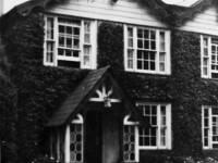 Merton Cottage, Merton Park: View of the porch