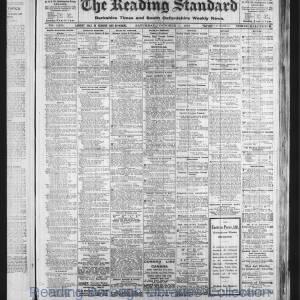 Reading Standard Etc 10-1918