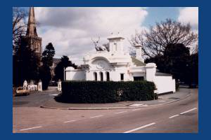 Arthur Road, Stag Lodge, Wimbledon