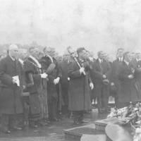 Armistice Day Bootle, 1924