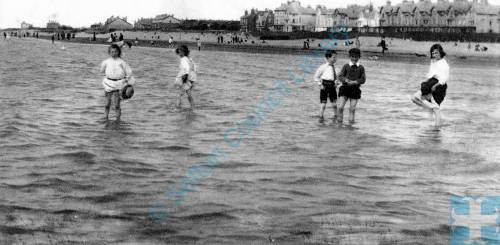 High tide, Waterloo shore