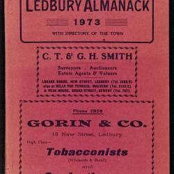 Tilley's Ledbury Almanack 1973