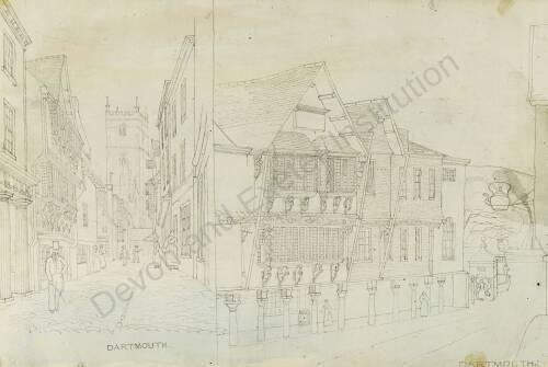 Ashworth Sketch, Dartmouth slideshow