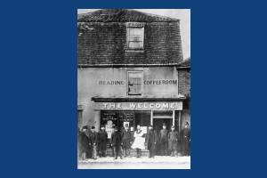 High Street, Wimbledon: The Welcome Coffee Room