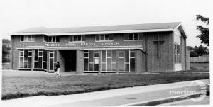 Morden Park Baptist Church