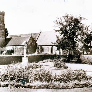 Colwall Church, exterior