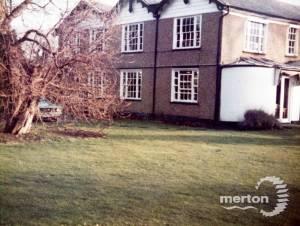 Kingston Road, Merton Cottage, Merton.