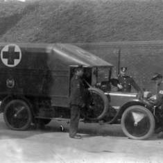 Presentation of Ambulance