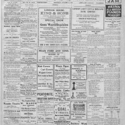 Hereford Journal - 19th October 1918