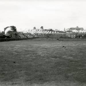 G36-004-03 Army camp on what is now college estate beyond Burcott Road. Probably TA camp JulyAug 1912.jpg