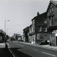 Linacre Road