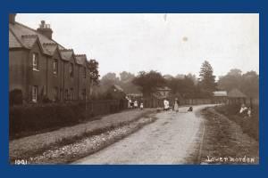 Lower Morden Lane: Bishop's Cottage
