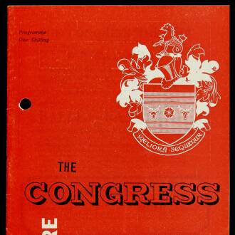 Congress Theatre, Eastbourne, May 1968