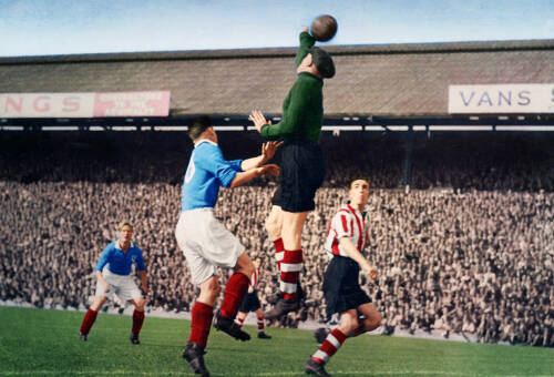 Pompey: Champions of England HLF Project