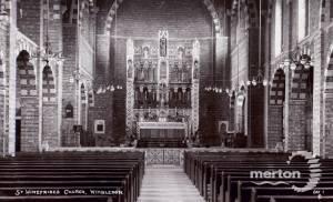 St. Winifride's Roman Catholic Church, Merton Road