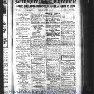 Berkshire Chronicle Reading 04-1915