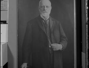 1899, James Thorp, the Charter Mayor