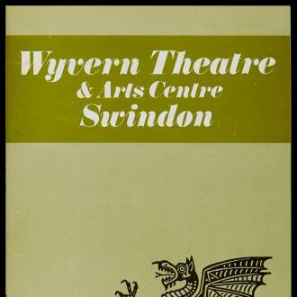 Wyvern Theatre, Swindon, March 1977