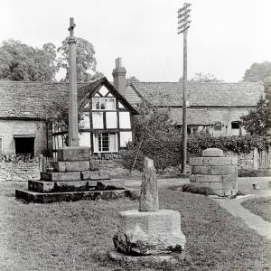 Bodenham Market Cross & War Memorial, 1928