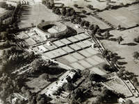 All England Lawn Tennis Club: Aerial View