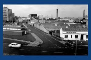 Batsworth Road:  Industrial Estate