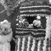 Punch and Judy show, Southport 1952