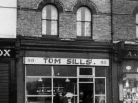 Tom Sills Greengrocer,  Merton High Street,  No. 95