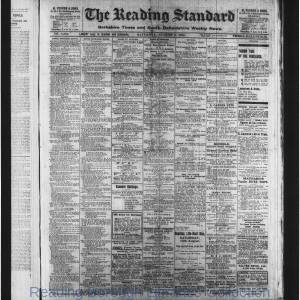 Reading Standard Etc 08-1918