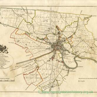 Hereford maps