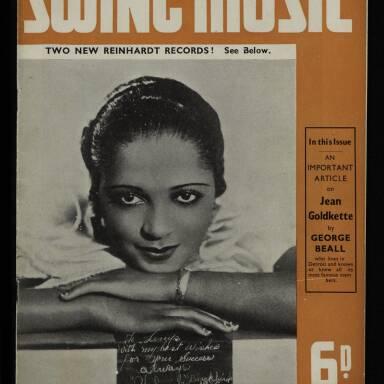 Vol.1 No.8 October 1935
