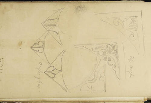Page 7 of sketchbook 1