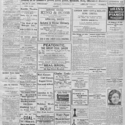 Hereford Journal - 2nd November 1918